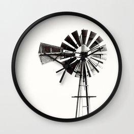 WINDMILL #3 Wall Clock