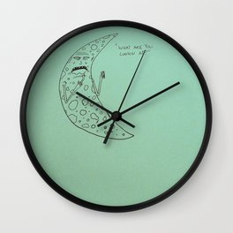 NOTHING MUCH Wall Clock