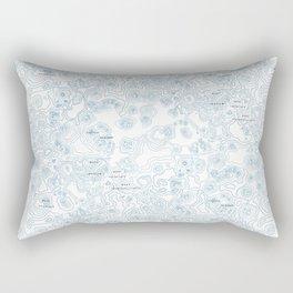 Over the Moon Rectangular Pillow