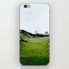 PLAINS iPhone & iPod Skin
