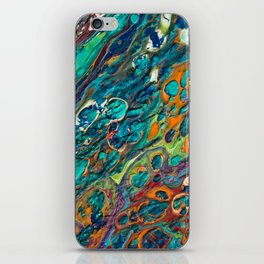 Craters iPhone Skin