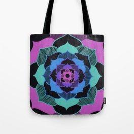 Flower Petals Tote Bag