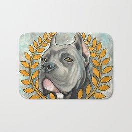 Cane Corso dog Bath Mat