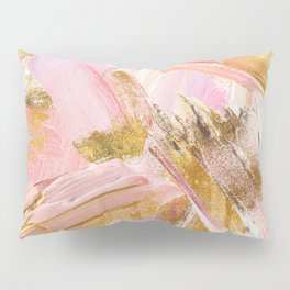 Blush Glitz Pillow Sham