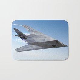 Stealth aircraft F-117 Bath Mat