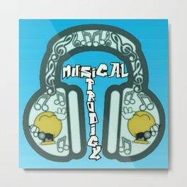 Musical Prodigy Metal Print