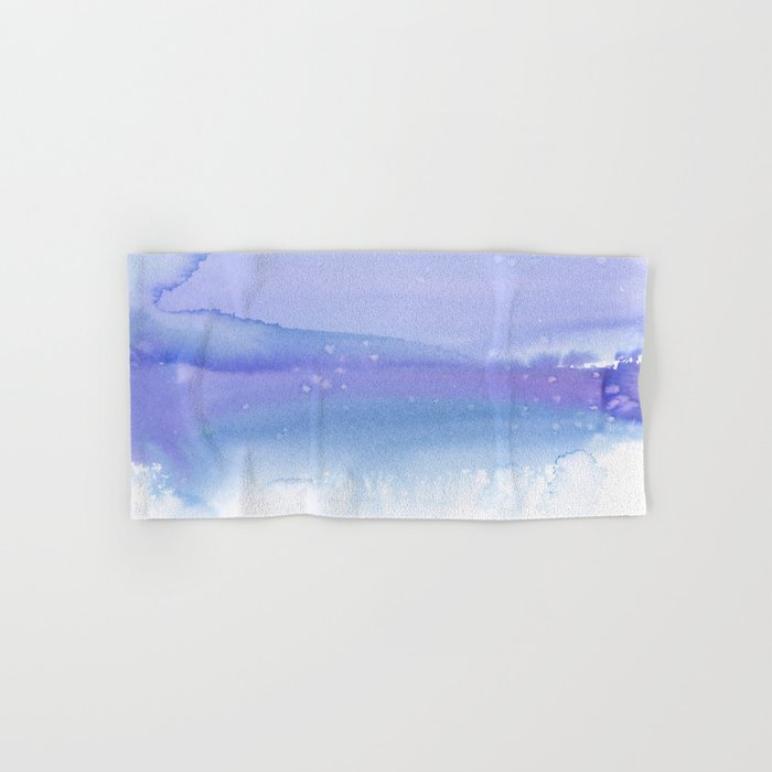 Serene Emotions No.4a by Kathy Morton Stanion Hand & Bath Towel