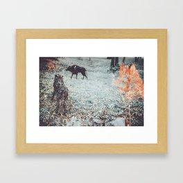 Louis Framed Art Print