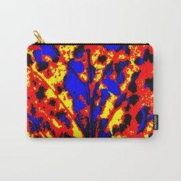 Fire Tree Pop Art Carry-All Pouch