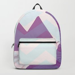 Chevron Mountains Backpack