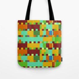 Chopin Fantaisie Impromptu (Intense Colours) Tote Bag
