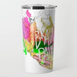 Brain Paint Travel Mug