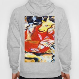 Marc Chagall To My Betrothed Hoody