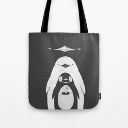 Penguinception - The Penguins Tote Bag