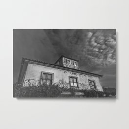 Old House II Metal Print