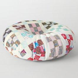 Large Quilt Floor Pillow