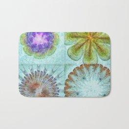 Attitudinal Proportion Flower  ID:16165-113431-66510 Bath Mat