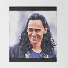 Loki - Ragnarok II Throw Blanket