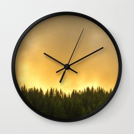 Møre & Romdals Wall Clock