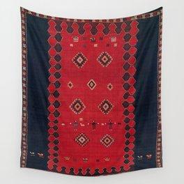 Azeri South Caucasus Azerbaijan Flatwoven Cover Wall Tapestry