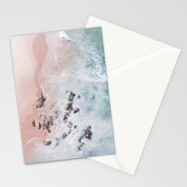 sea bliss Stationery Cards