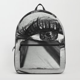 Eye (Be curious) Backpack