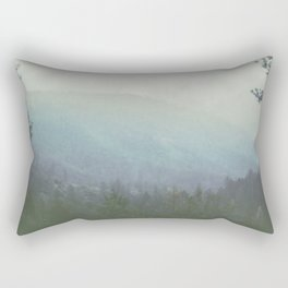 Fleeting Thoughts Rectangular Pillow