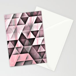 Pink's In Stationery Cards
