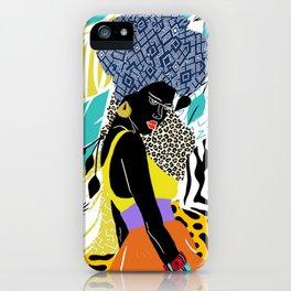 Crown Queen iPhone Case