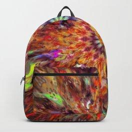 Chaotic Splatter Backpack