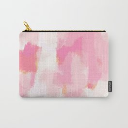 Adonia - blush pink abstract art Tasche