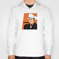 will ferrell Hoodies featuring Whammy! - Champ Kind by Buby87