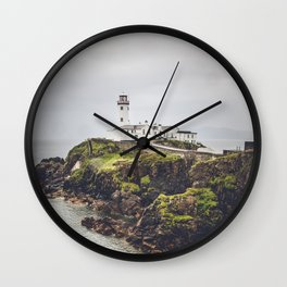Fanad Lighthouse Wall Clock