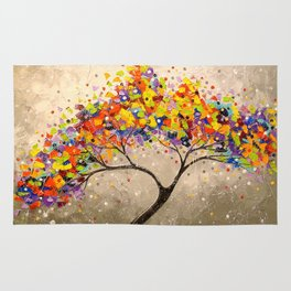 Desire tree Rug