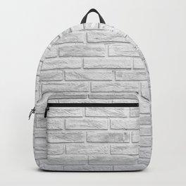 White Brick Backpack