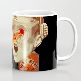 Futuretro Kid Coffee Mug