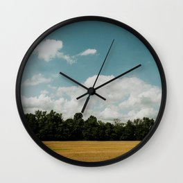 Midwest Wall Clock