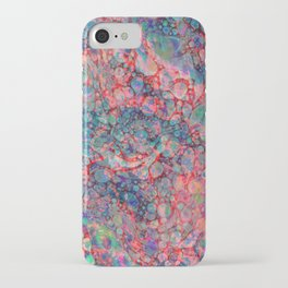 Opalescent Marble iPhone Case