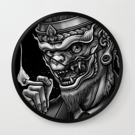 Hanuman (Winya No. 113) Wall Clock