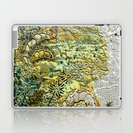Old Garden III Laptop & iPad Skin