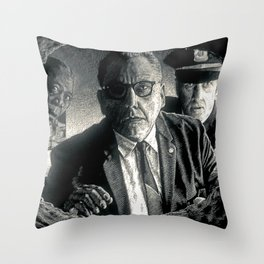 A Handful at a Time Throw Pillow