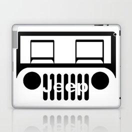 Jeep Logo Laptop & iPad Skin
