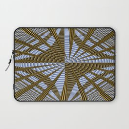 Basket weaving 101... Laptop Sleeve