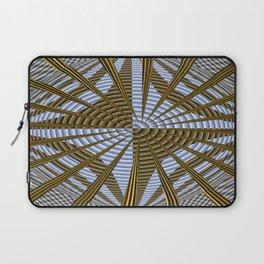 Basket weaving 101... Laptop Sleeve