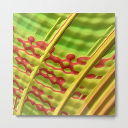 The Great Outdoors Fractal Metal Print