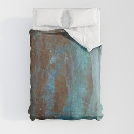 Patina Bronze rustic decor Comforters