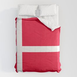 Denmark National Flag Comforters