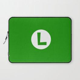 Nintendo Luigi Laptop Sleeve