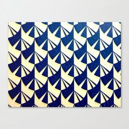 Japanese pattern Canvas Print