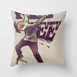 FlyFree Throw Pillow
